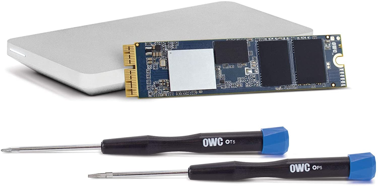 PCIe SSD Modules for MacBook Air 2014 and later