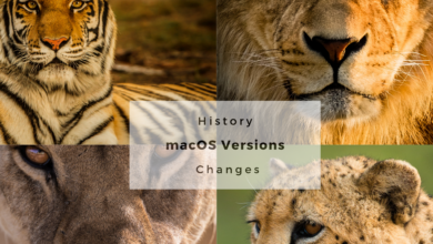 Photo of macOS Versions – History, Complete List, and Upgrading