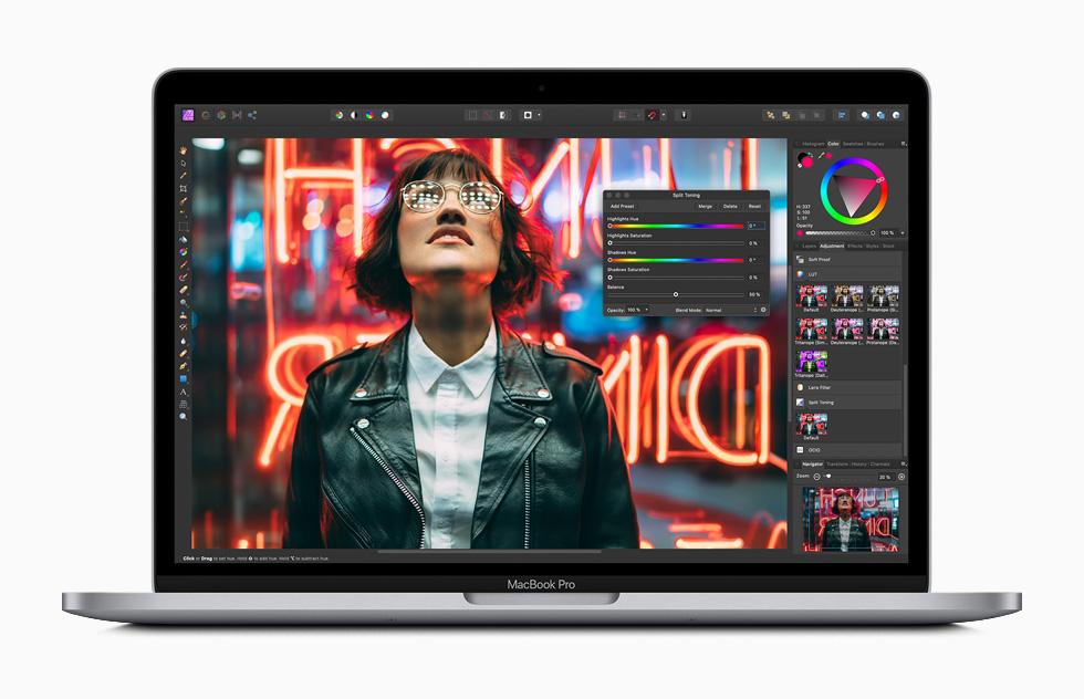 13 in MacBook Pro 2020