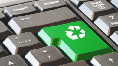 Photo of Laptop Recycling
