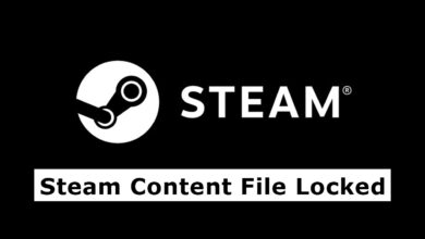 Photo of How to Fix Steam Content File Locked