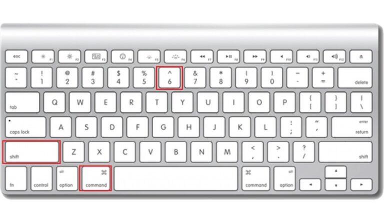 Take a Screenshot on Mac Method 4