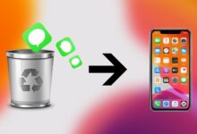 Photo of How to Restore Deleted Texts on iphone