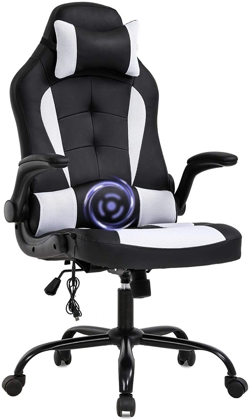 PC Gaming Chair Massage Office Chair