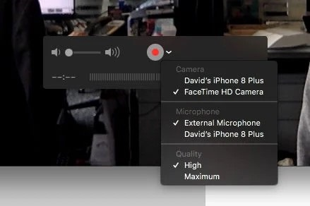 How to Record FaceTime Calls from your iPhone, iPad, or iPod by using Mac:
