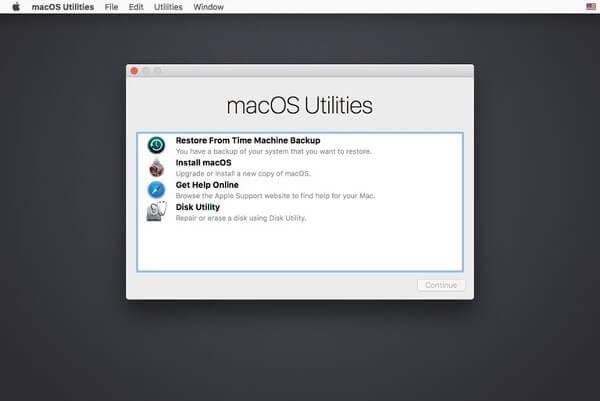 Mac OS Utilities