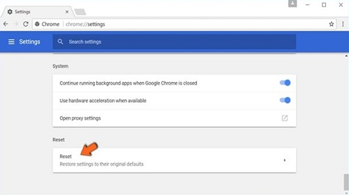 Removing Plug-ins from Google Chrome