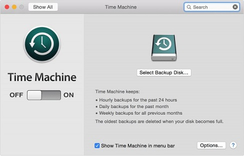 Use Time Machine with an Apple AirPort Time Capsule