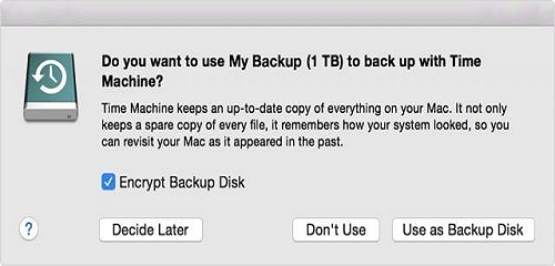 How to Set Up a Time Machine