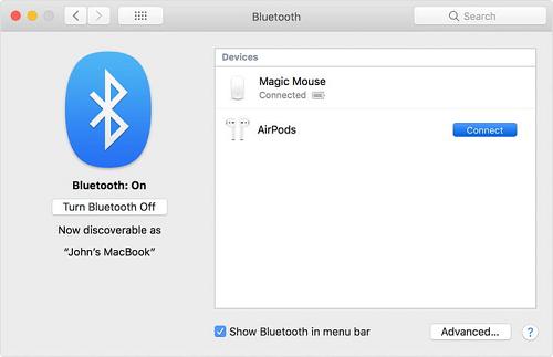 The Bluetooth MacBook Won't Turn On