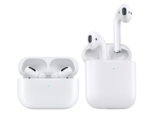 What's the look of AirPods 3?